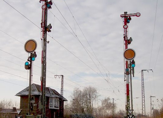 What do railway signals, database programming and public bathrooms have in common?