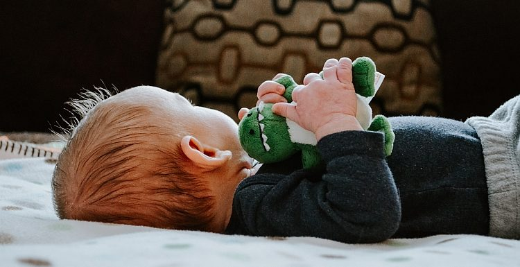 You're still a baby – and why that makes you read this text